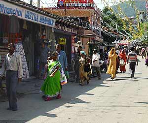 Shopping Rishikesh