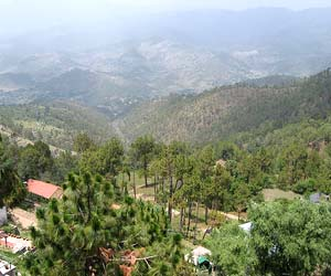 Ranikhet Weather