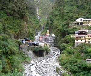 Yamunotri Temple, Uttarakhand