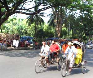 Local Transport in West Bengal
