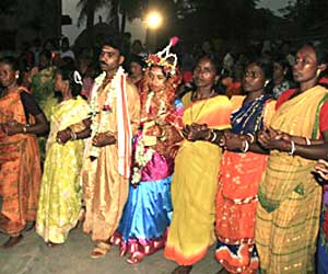 Tribes in West Bengal