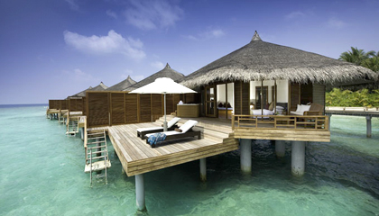 Kuramathi Cottages & Spa